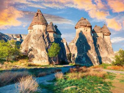 cappadocia daily green tour price