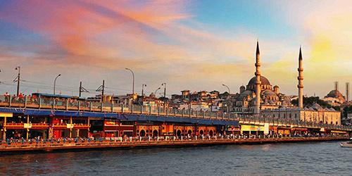 3 jours de visite Istanbul