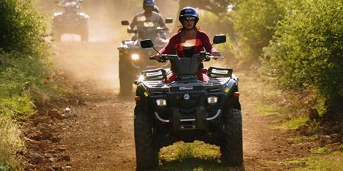 Safari en Quad à Oludeniz – Fethiye
